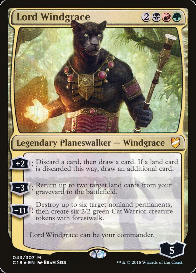 Lord Windgrace [C18] (F)