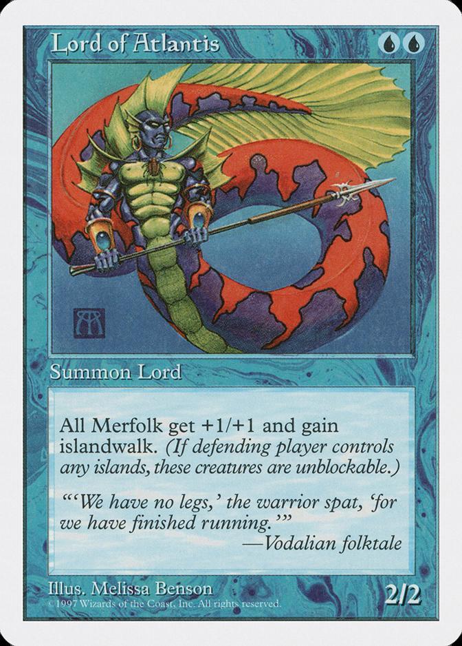 Lord of Atlantis [5ED]