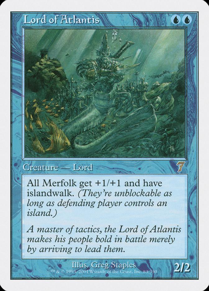 Lord of Atlantis [7E]