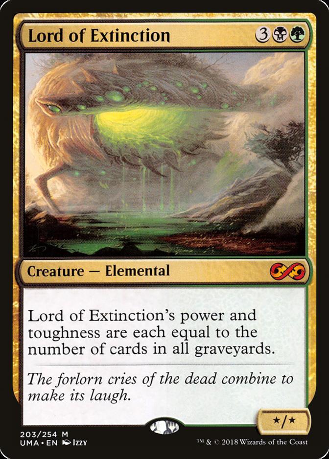 Lord of Extinction [UMA]