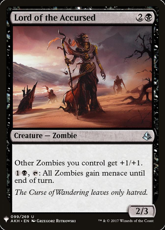 Lord of the Accursed [MB1]