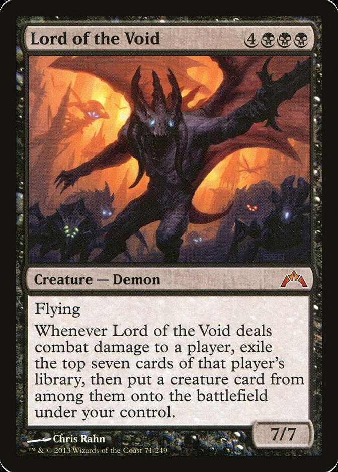 Lord of the Void [GTC]