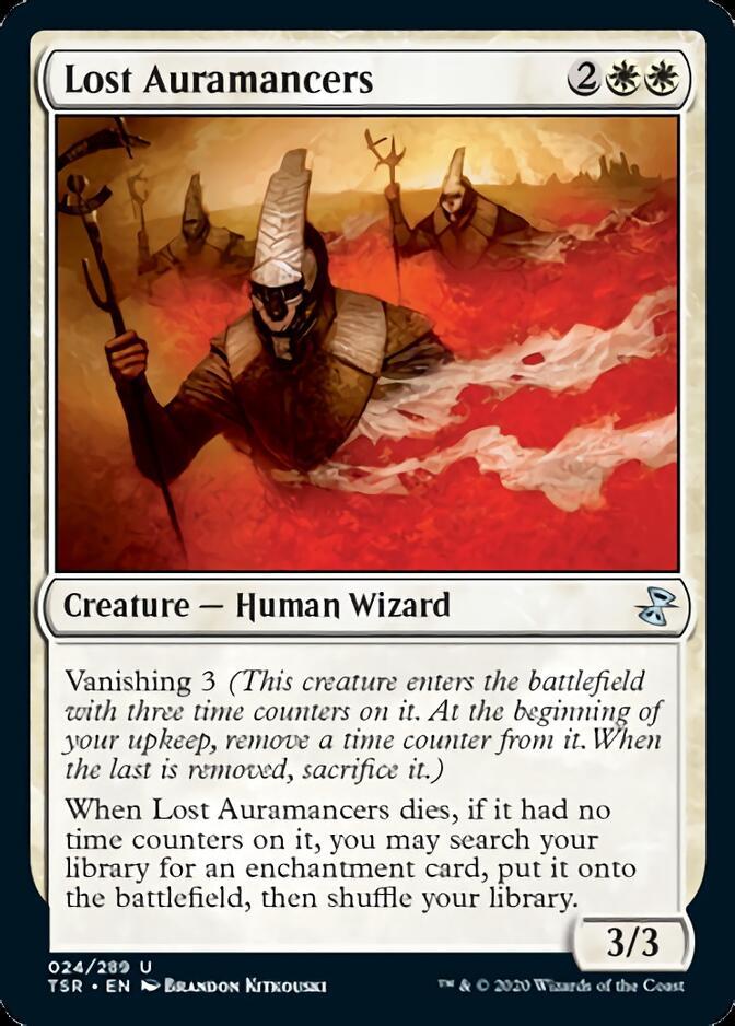 Lost Auramancers [TSR]