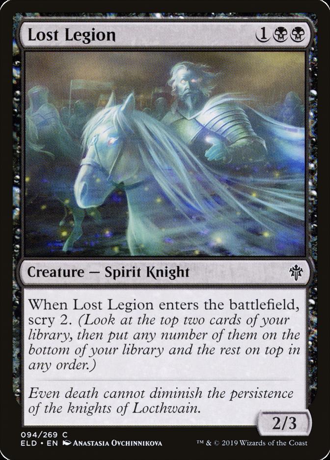 Lost Legion [ELD]