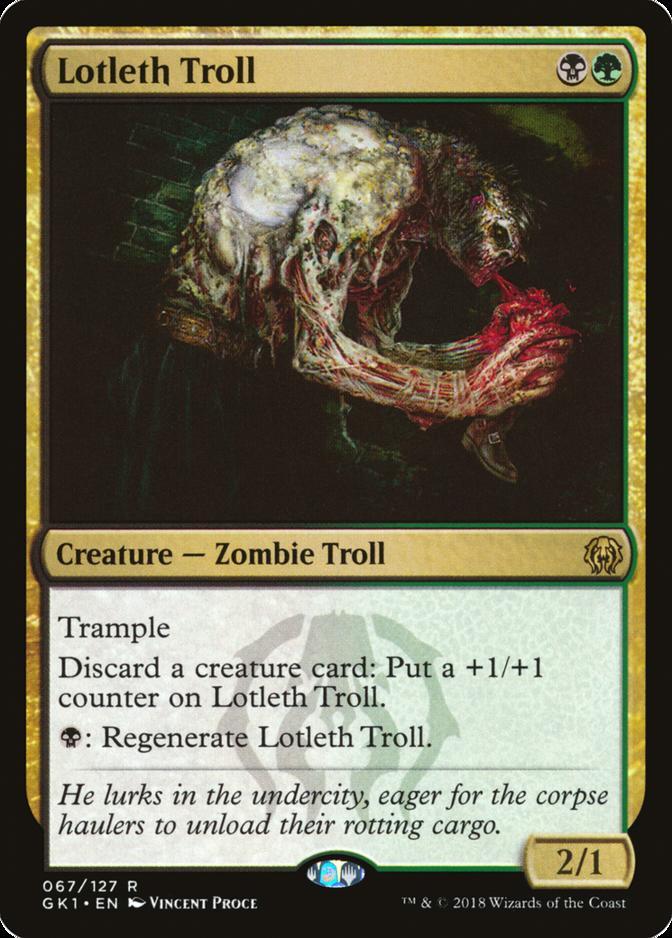 Lotleth Troll [GK1]