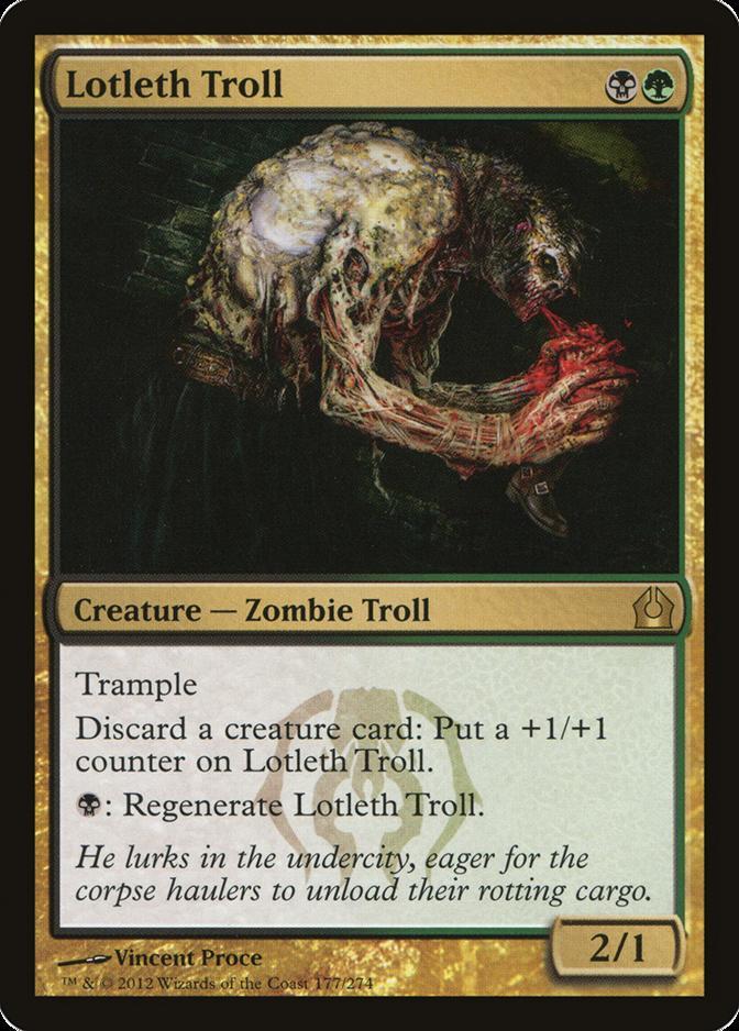 Lotleth Troll [RTR]