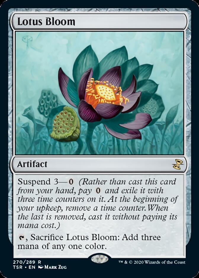 Lotus Bloom [TSR]