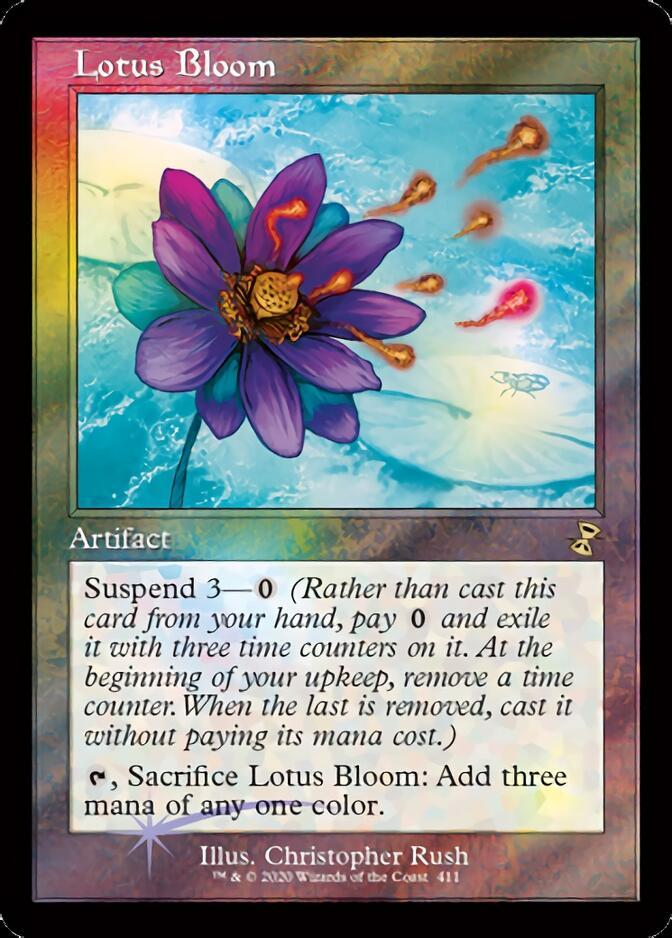 Lotus Bloom <buy-a-box> [TSR] (F)