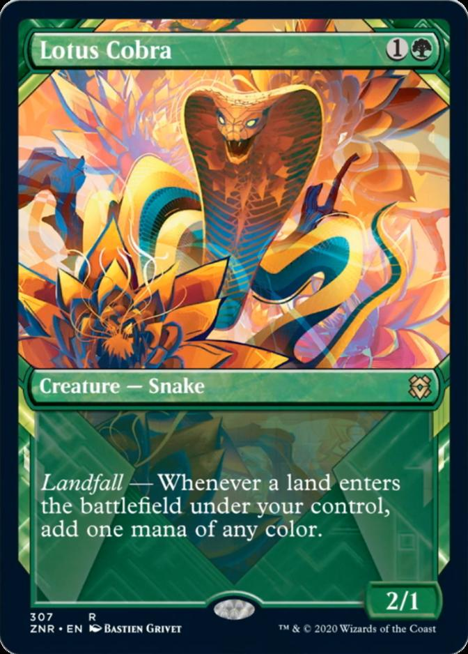 Lotus Cobra [PZNR]