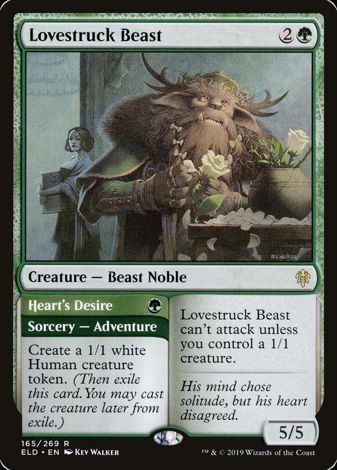 Lovestruck Beast [ELD]