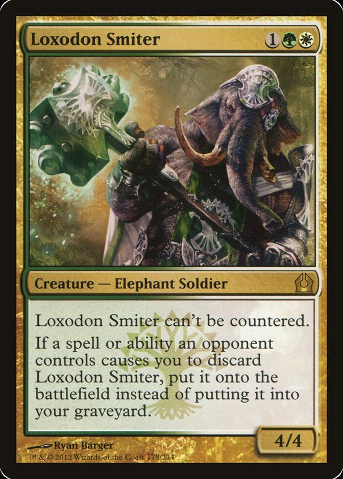 Loxodon Smiter [RTR]