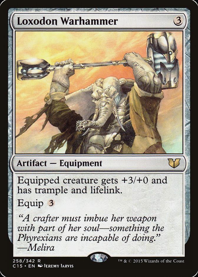Loxodon Warhammer [C15]