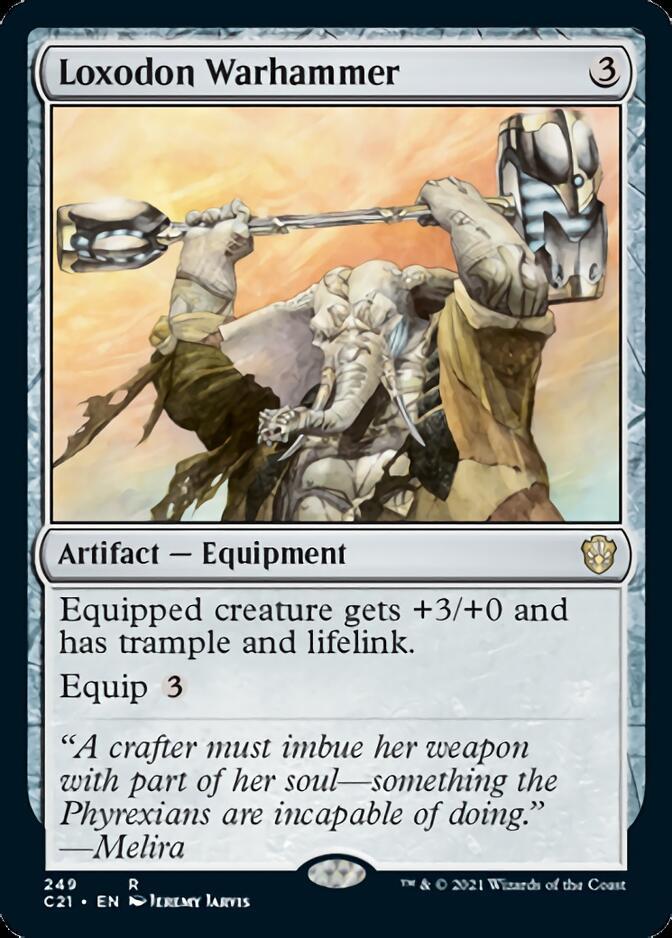 Loxodon Warhammer [C21]