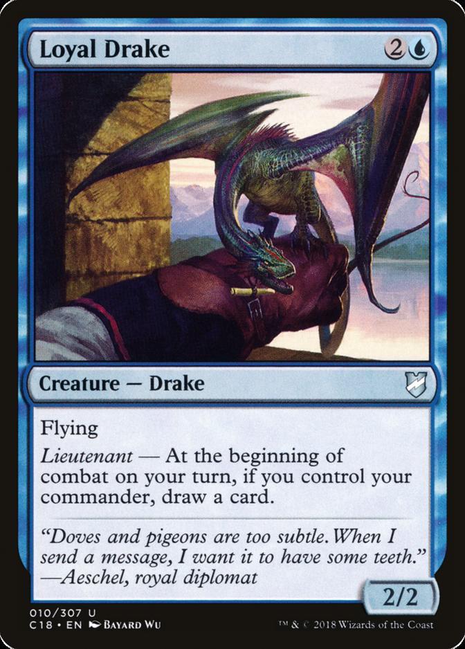 Loyal Drake [C18]