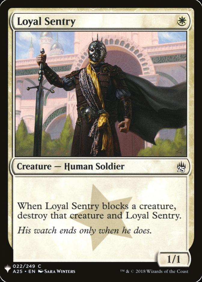 Loyal Sentry [MB1]