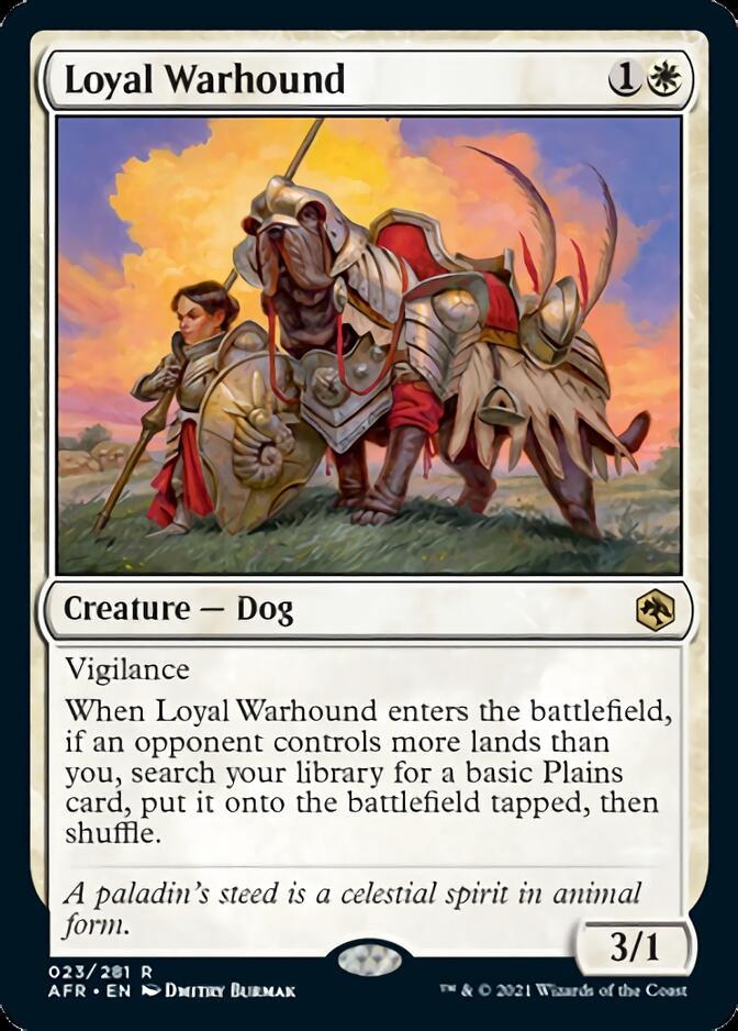Loyal Warhound [AFR]