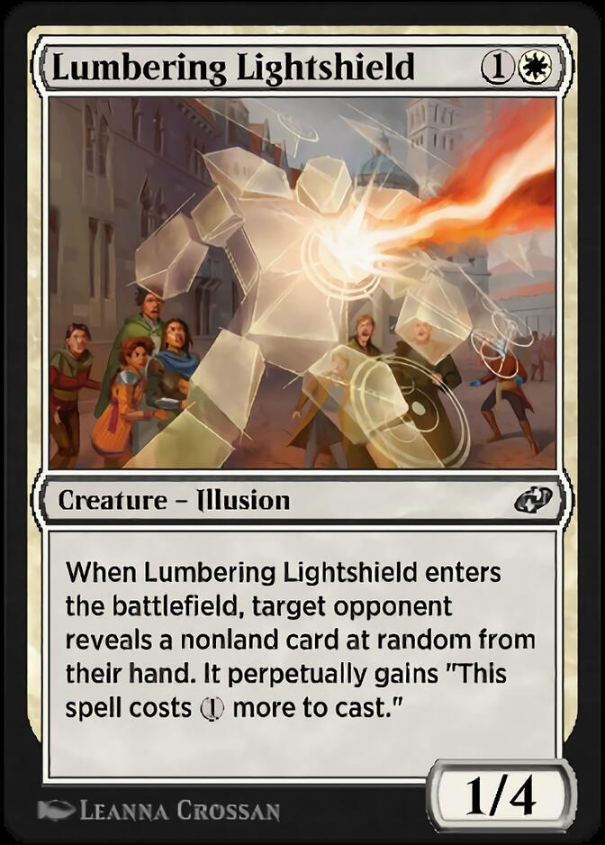 Lumbering Lightshield [J21]