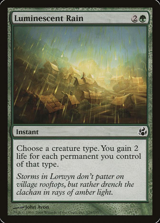 Luminescent Rain [MOR]