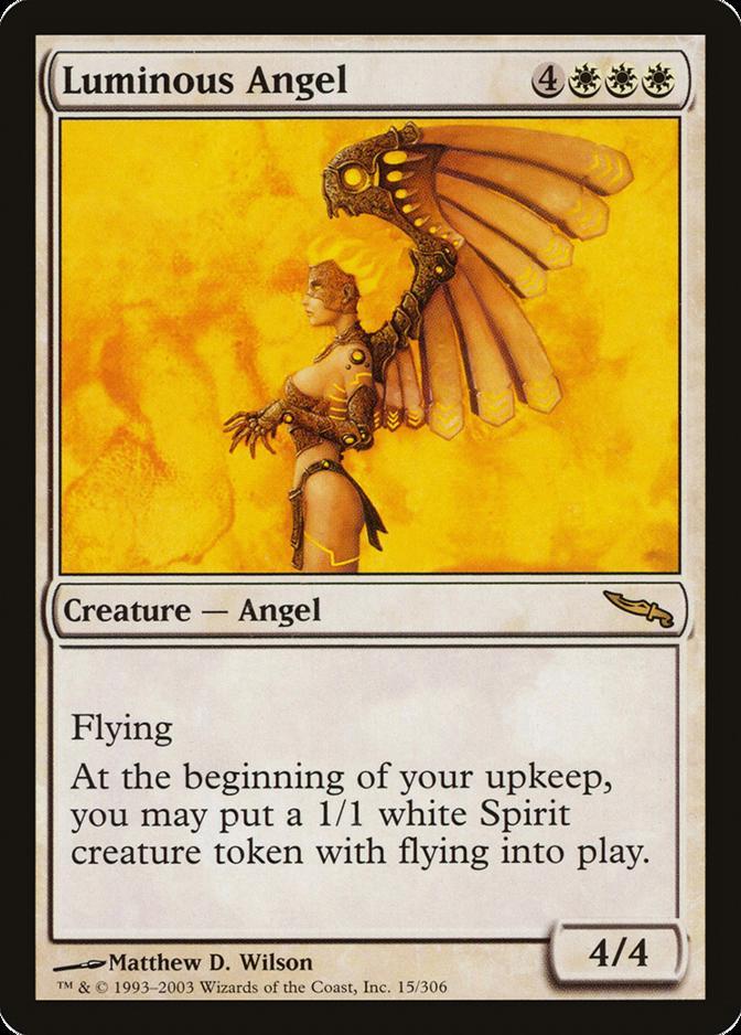 Luminous Angel [MRD]