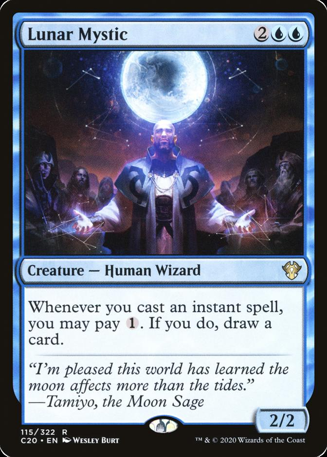 Lunar Mystic [C20]