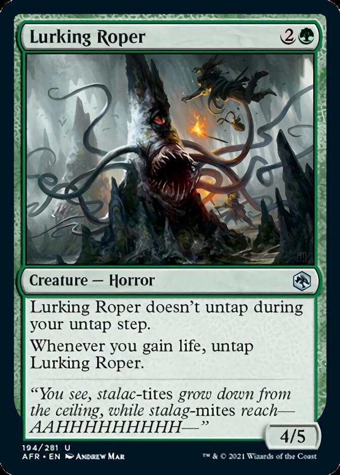 Lurking Roper [AFR]