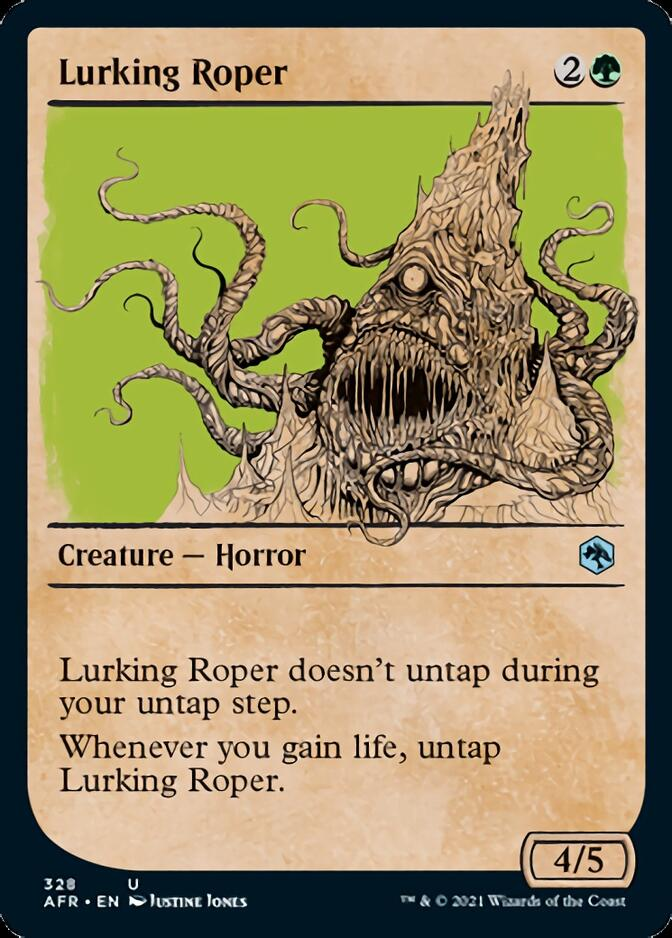 Lurking Roper <showcase> [AFR]