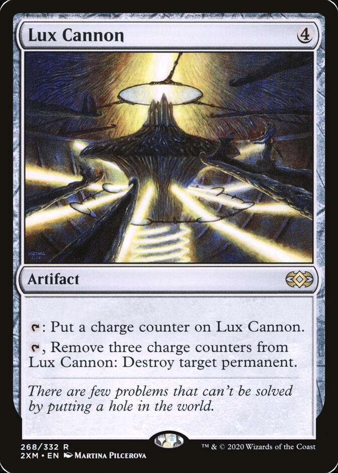 Lux Cannon [2XM]