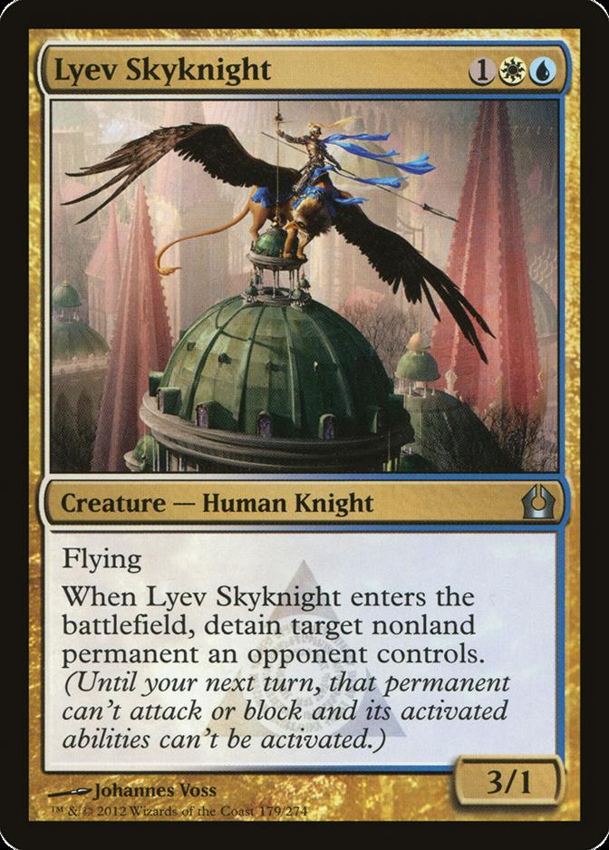 Lyev Skyknight [RTR] (F)