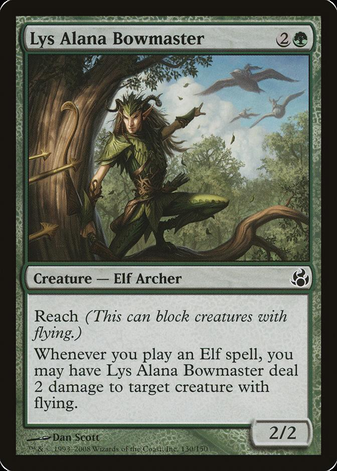 Lys Alana Bowmaster [MOR]