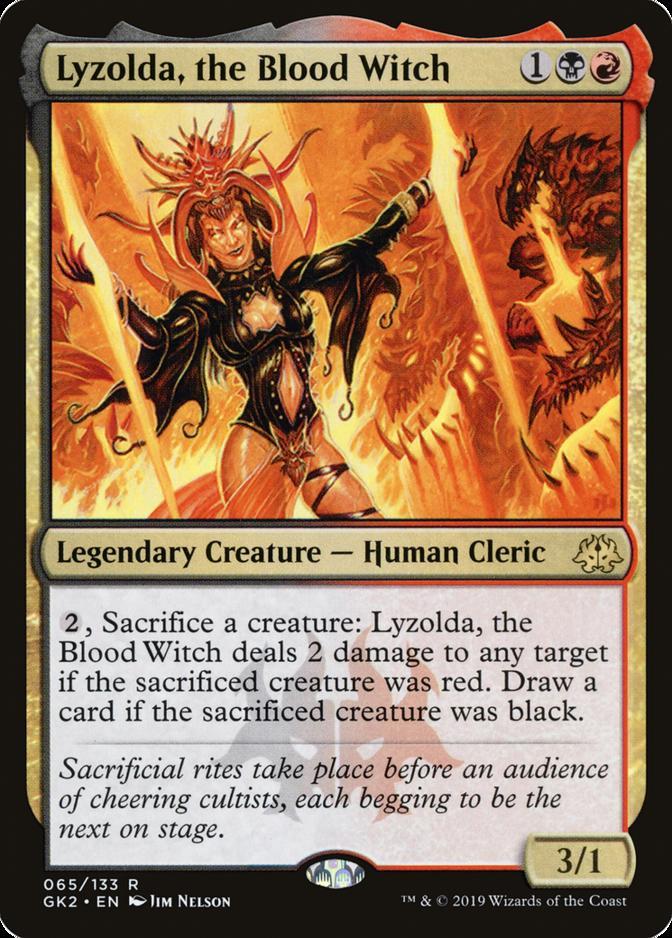 Lyzolda, the Blood Witch [GK2]