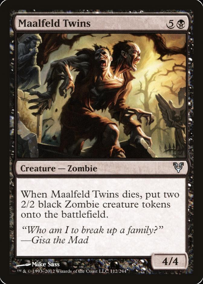 Maalfeld Twins [AVR]