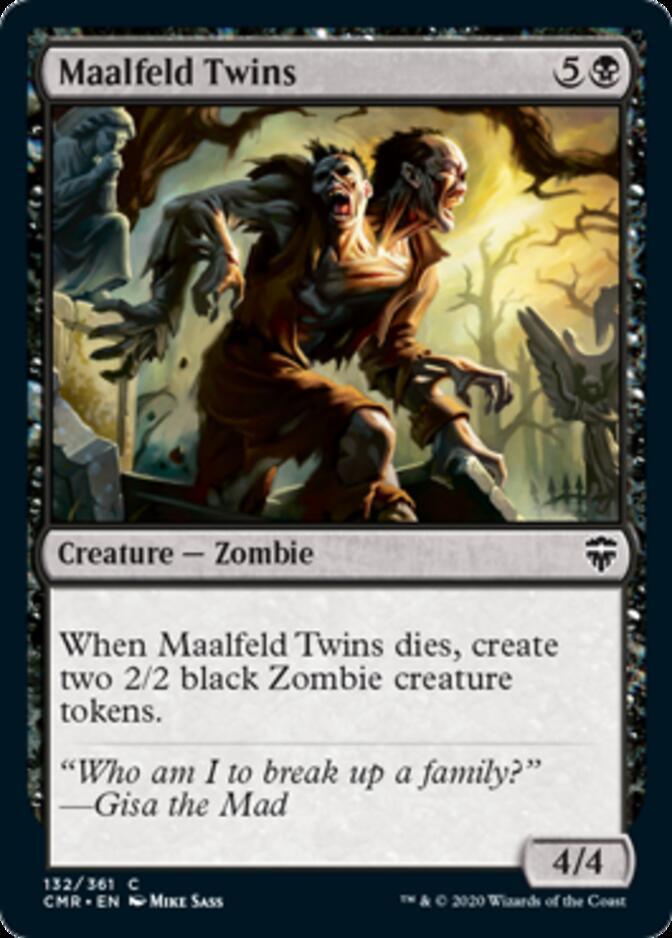 Maalfeld Twins [CMR]
