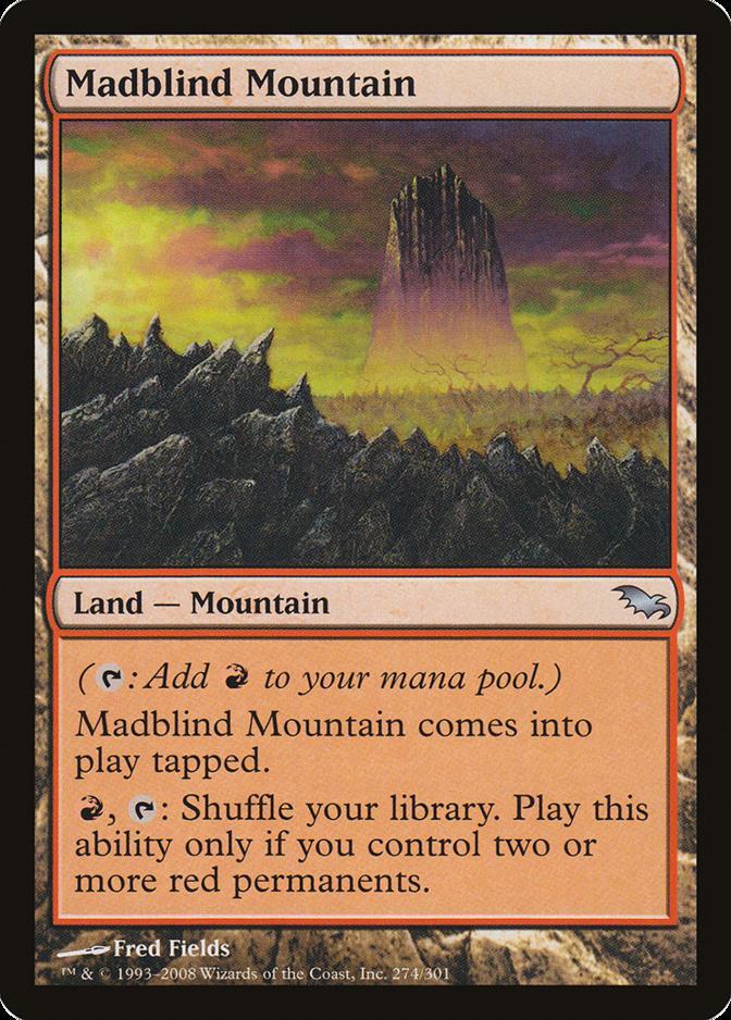 Madblind Mountain [SHM]