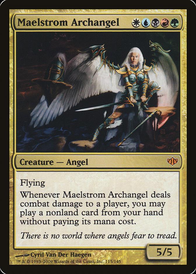 Maelstrom Archangel [CON] (F)