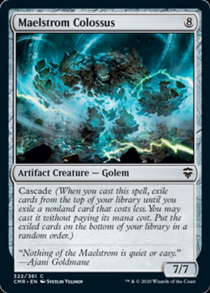 Maelstrom Colossus [CMR]