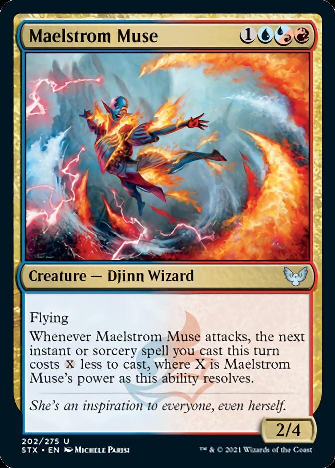 Maelstrom Muse [STX]