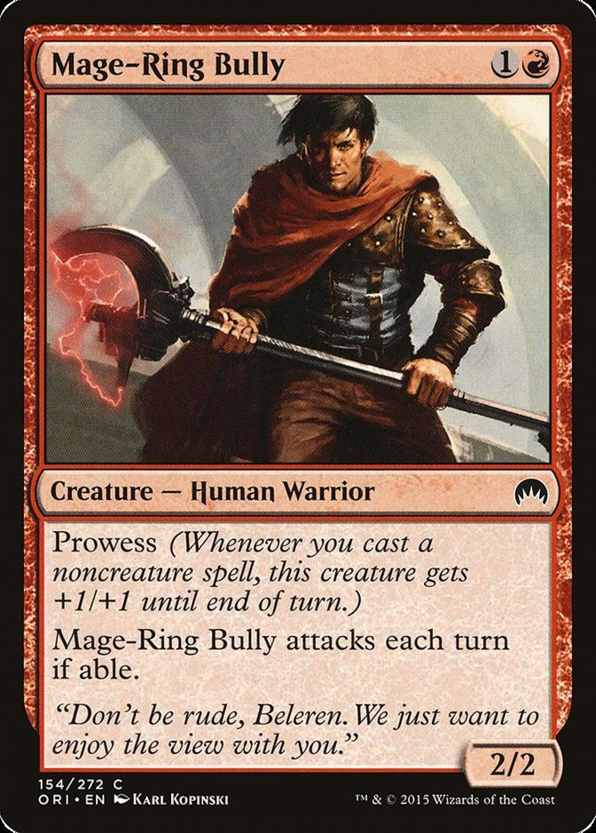 Mage-Ring Bully [ORI]