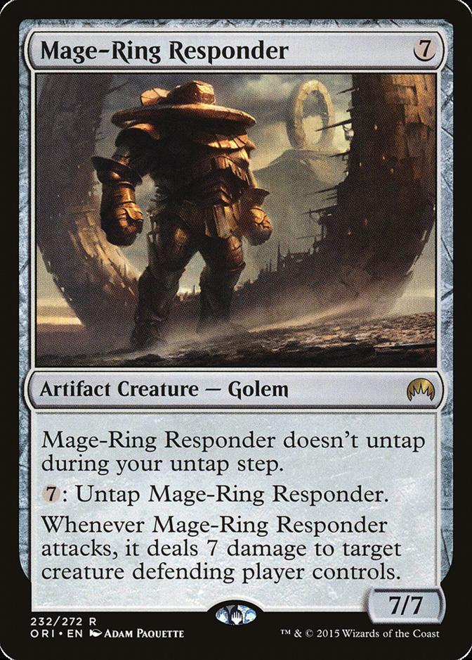 Mage-Ring Responder [ORI]