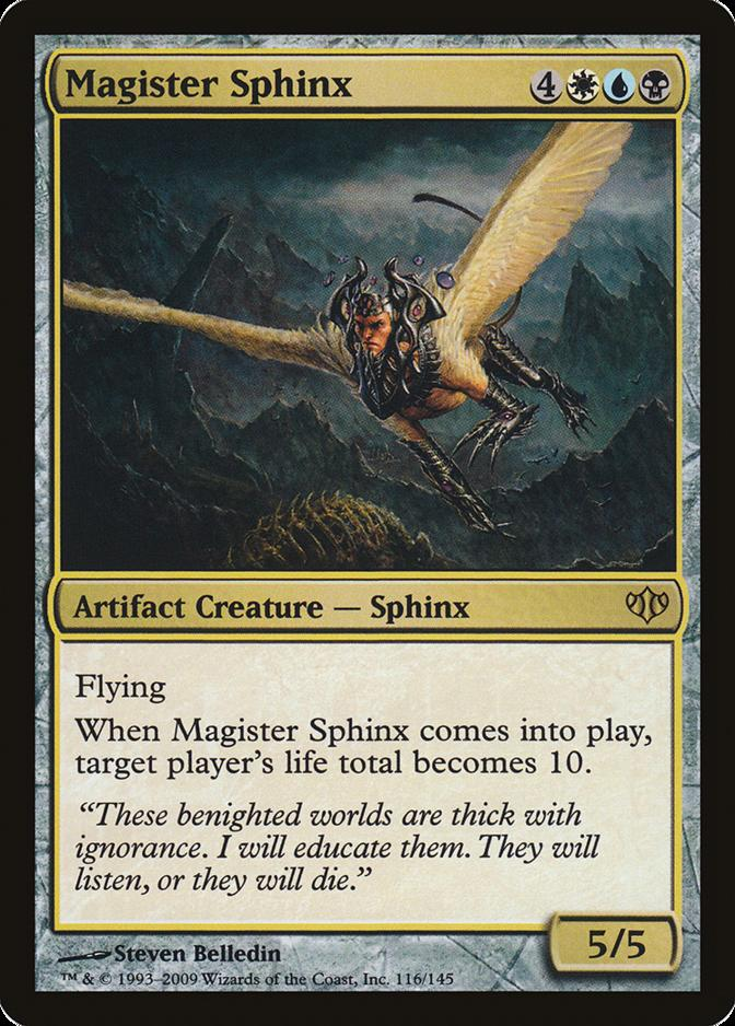 Magister Sphinx [CON]