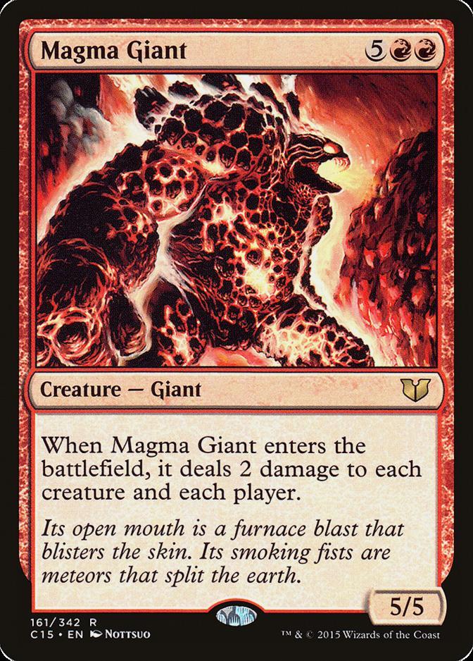 Magma Giant [C15]