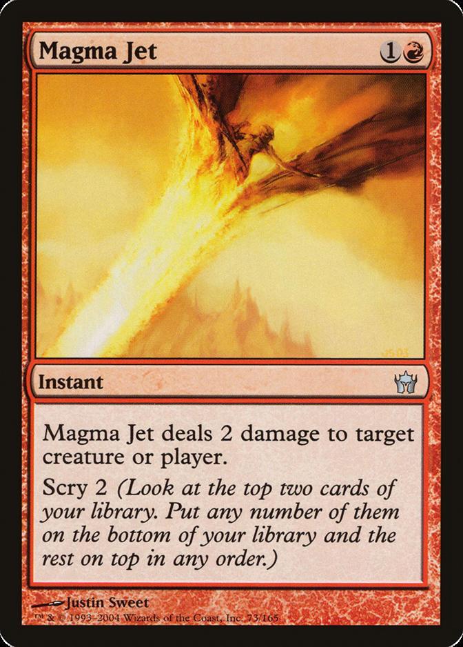 Magma Jet [5DN]