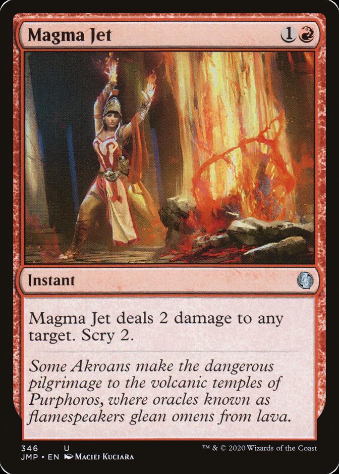 Magma Jet [JMP]