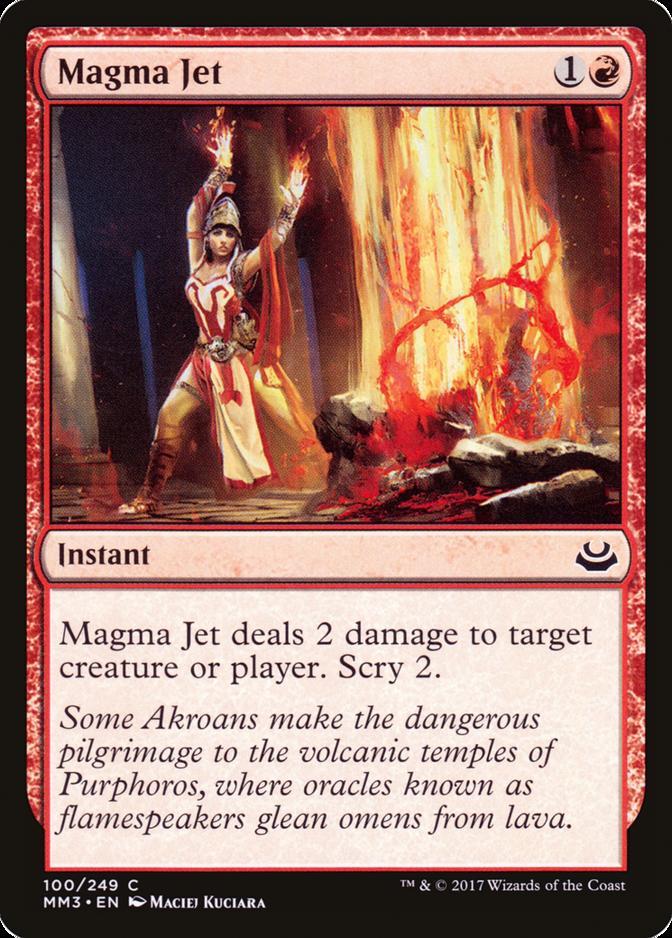 Magma Jet [MM3]