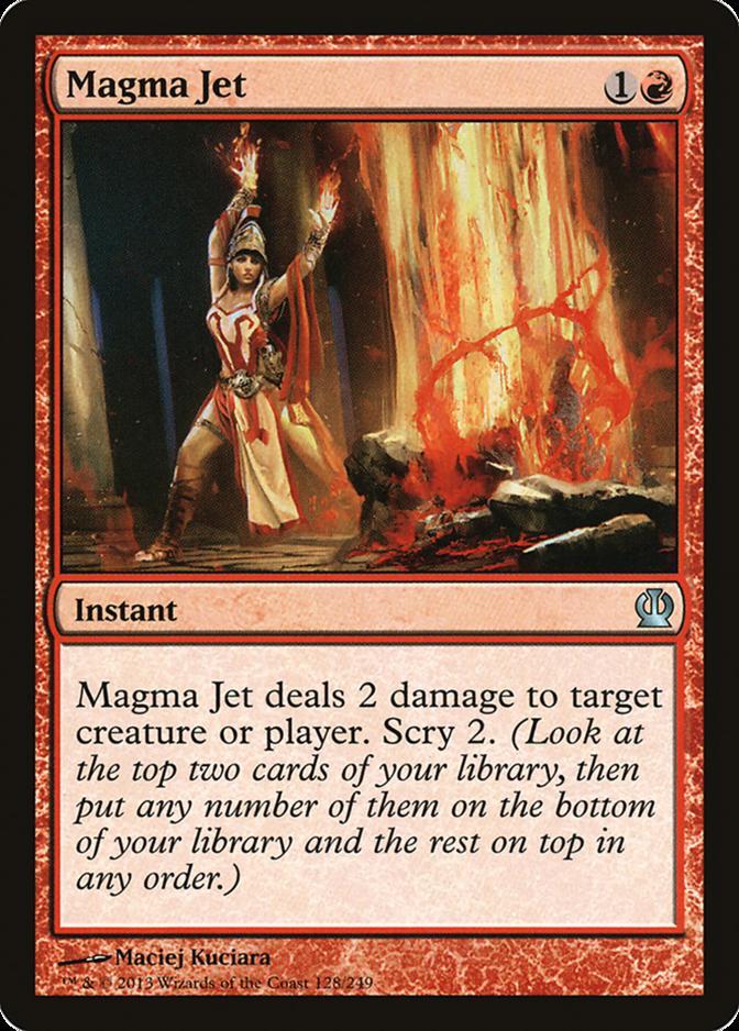 Magma Jet [THS] (F)