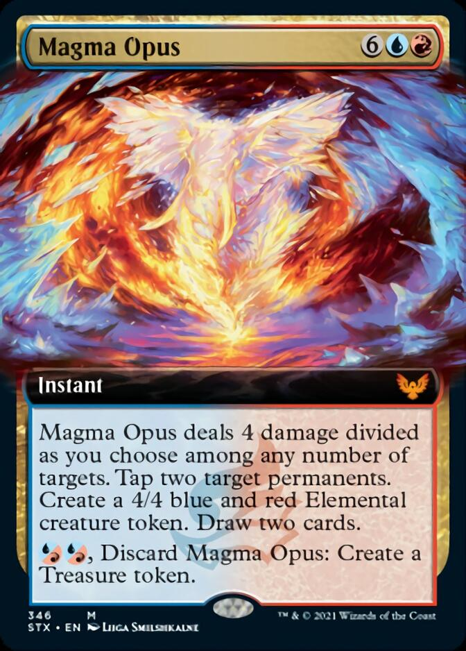 Magma Opus <extended> [STX]