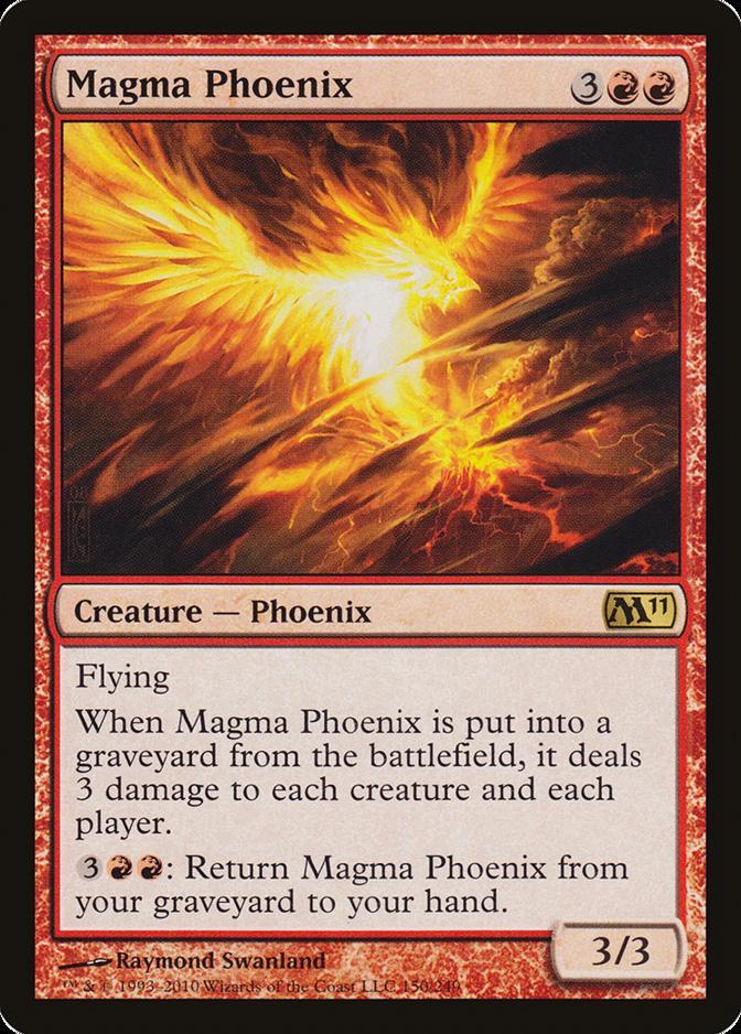 Magma Phoenix [M11]