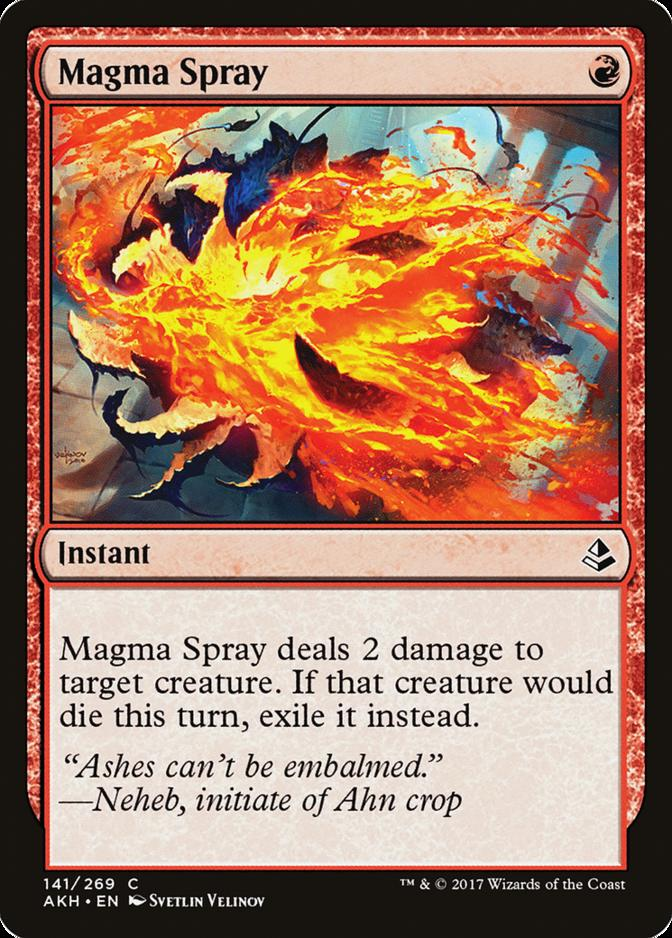 Magma Spray [AKH]