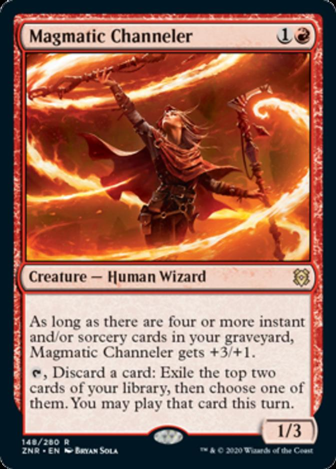 Magmatic Channeler [ZNR]
