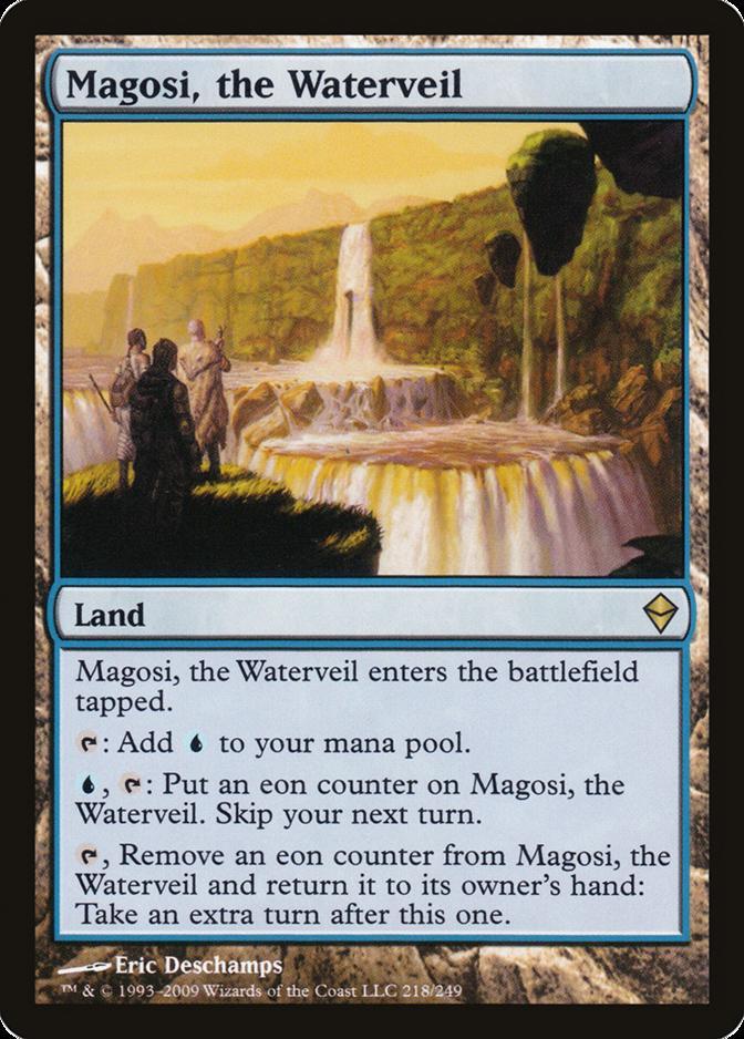 Magosi, the Waterveil [ZEN]