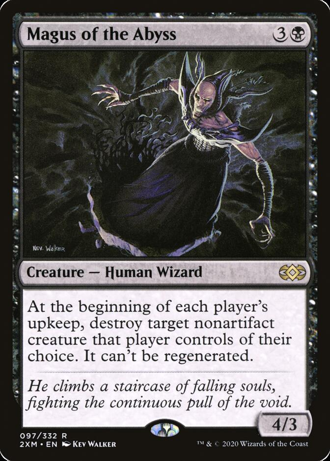 Magus of the Abyss [2XM]